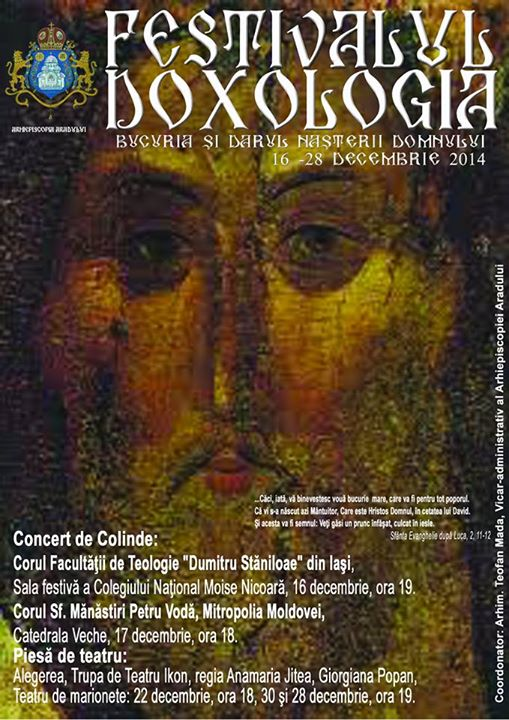 festivalul Doxologia
