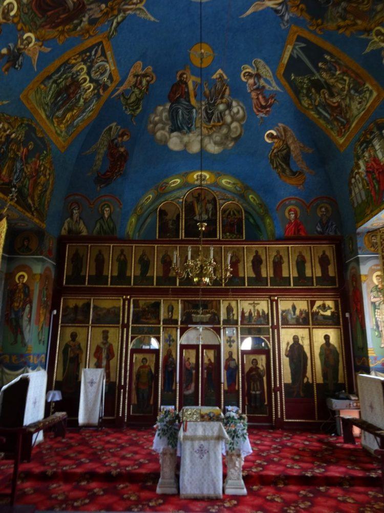 Biserica ILTEU_Iconostas_2014