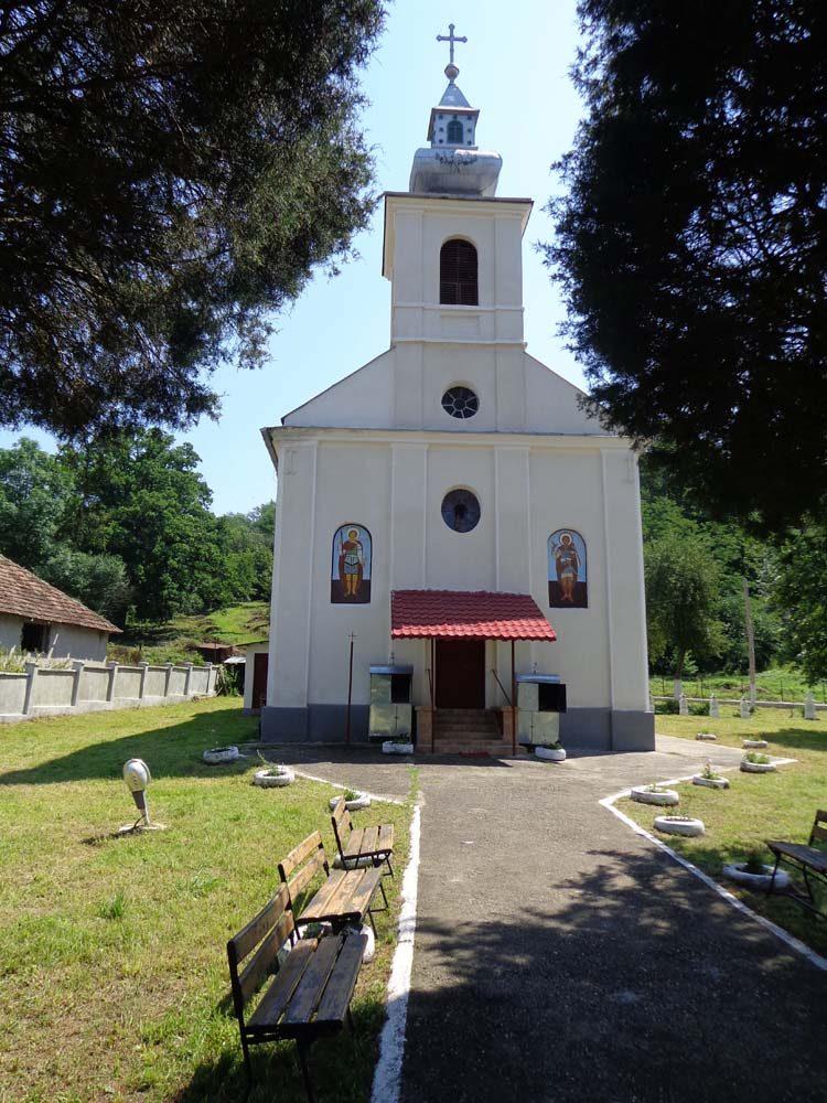 Biserica Varadia.