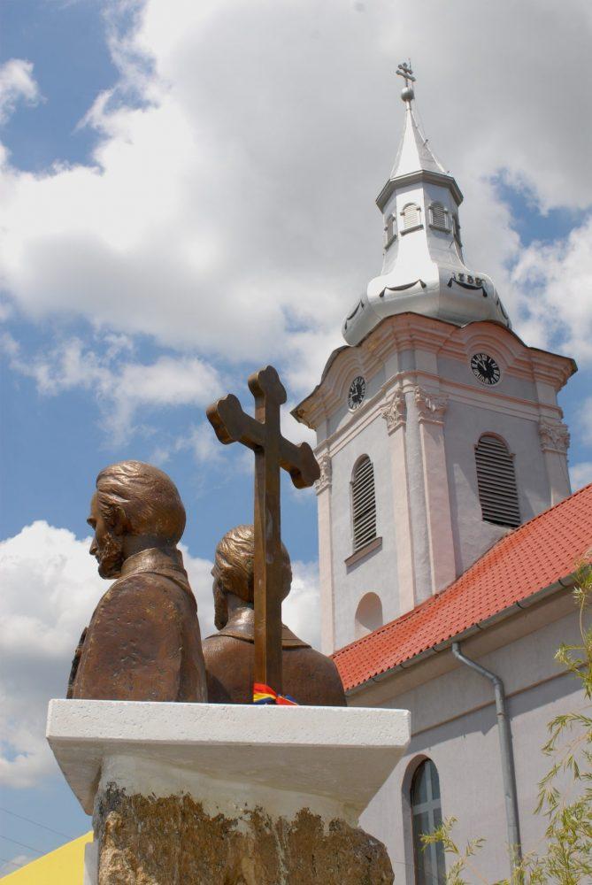 Exterior biserica